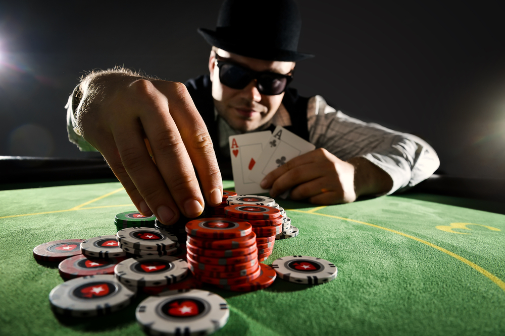 Software de equidade de poker